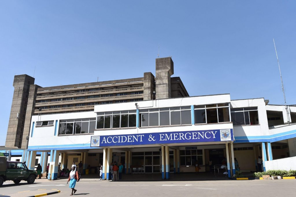 Kenyatta National Hospital (KNH) – Business Process Re-engineering